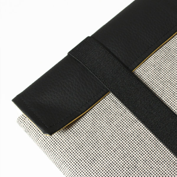 laptop sleeve black